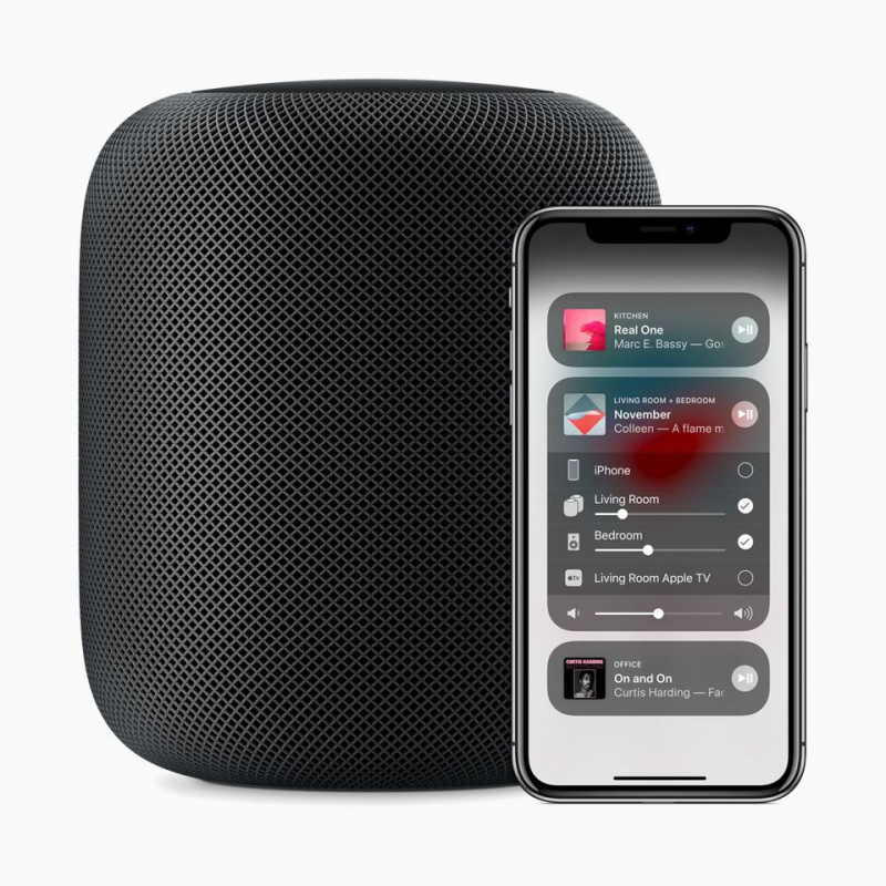 Apple Home Pod Black