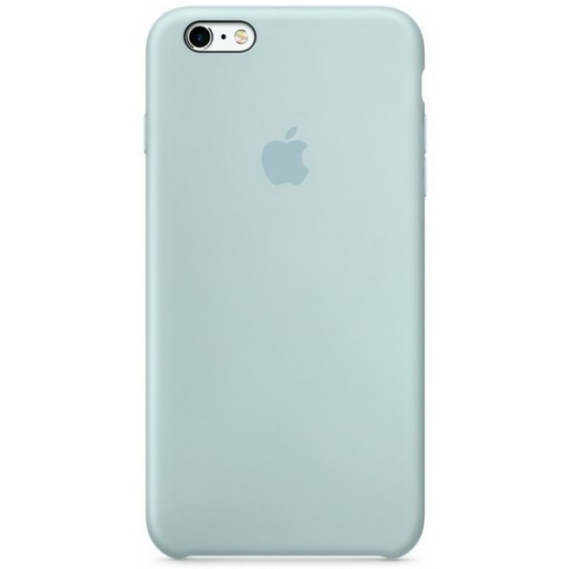 Накладка Apple iPhone 6 Plus/6S Plus Silicon Case Sale (Бирюзовый)